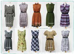 Propuesta vestidos para la madre