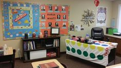August 2015- Game themed classroom