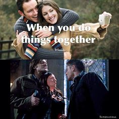 Supernatural fandom- possibly the best thing Sam and Dean did together!