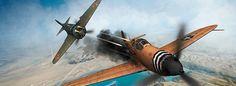 Фан сайт по игре World of Warplanes