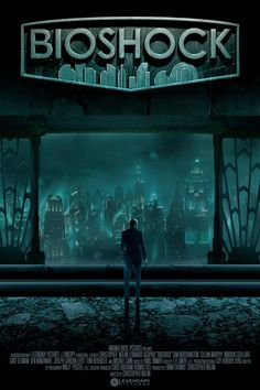 Bioshock Movie Poster
