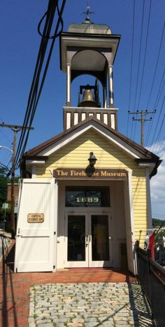 Free Things to Do in Maryland - The Firehouse Museum Ellicott...