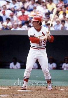 Ted Simmons - St Louis Cardinals