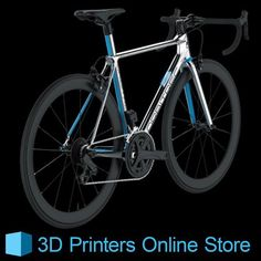 Something we liked from Instagram! Orbitrec a 3D Printed Smart Bicycle unveiled at CES 2016  The 3D Printed frames for the Smart Cycle was made by another Japanese company NTT Data Engineering Systems. The company used their Hi tech Titanium 3D Printed to make the joints for the cycle and the company used high-quality carbon fiber tubes to make the complete cycle. This way the company managed to keep the cost of the cycle under check while making sure that the customizability was not lost…