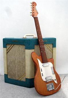 Watkins Guitar Superline 66