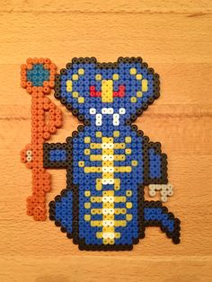 Ninjago Scales aus Bügelperlen Perler Bead Designs, Hama Beads Design, Pearler Bead Patterns, Perler Beads, Fuse Beads, Small Cross Stitch, Beaded Cross Stitch, Hamma Beads Ideas, Pony Bead Crafts