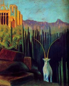 Mikalojus Konstantinas Čiurlionis- Capricorn, Fantasy (1904)