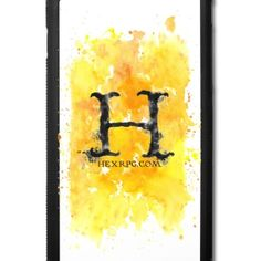 $24.99 iPhone 6/6s Plus Case, Hufflepuff, Harry Potter, Hexrpg