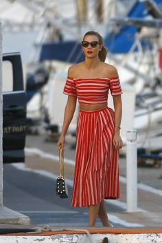 Karlie Kloss - Cannes 2016
