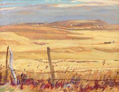 Alexander Young Jackson ALBERTA FARMS Tom Thomson, Emily Carr, Franklin Carmichael, Group Of Seven Paintings, Canadian Artists, Art Auction, Acrylics, Art Work, Jackson