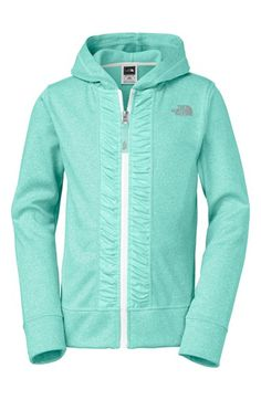The North Face 'Moksha Surgent' Hoodie (Big Girls) available at #Nordstrom