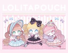 LOLITAPOUCH / ©Shimaminami 2015 (Apr)
