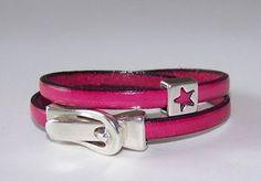 Bracelet cuir très simple à réaliser ! Fournitures Suppléments d'âme à Rennes!!