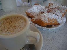 Cafe Dumonde, New Orleans, LA