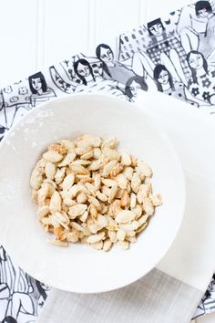 Glazed Donut Pumpkin Seeds Recipe