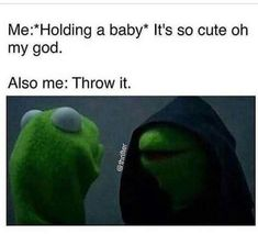 This is a lol until tears flow funny! Probably my favorite Evil Kermit pin! Funny Kermit Memes, Really Funny Memes, Stupid Funny Memes, Funny Tweets, Funny Laugh, Funny Relatable Memes, Funny Posts, Kermit The Frog Meme, Funny Stuff