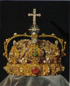 Royal crown of Sweden