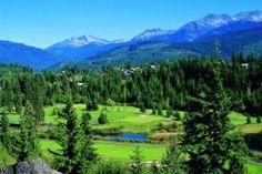 Whistler Golf Course - BC