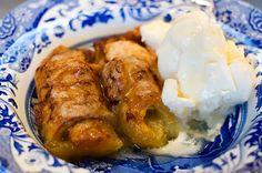 apple dumplings Pioneer Woman