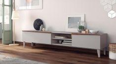 Mueble de TV en Madera con Hueco : Colección ASPEN 220
