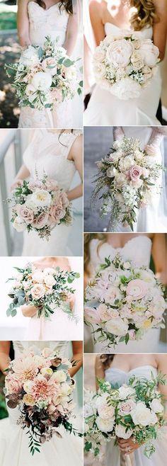 Bouquet de mariée d'idées pour le printemps et l'été 2018 - #Bouquet #d39idées #de #l39été #le #mariée #pour #printemps