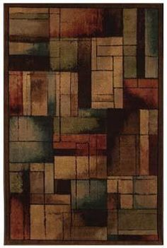 Multi Roby Transitional Multi Rug
