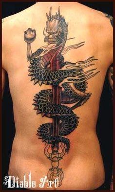 kurikara dragon - Google zoeken