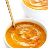 http://www.gimmesomeoven.com/slow-cooker-butternut-squash-soup-recipe/