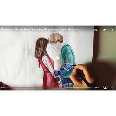 Art love story