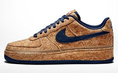 Nike iD adds 'Cork' Option to the Air Force 1 - EU Kicks: Sneaker Magazine