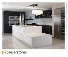 Caesarstone at Alno store - London