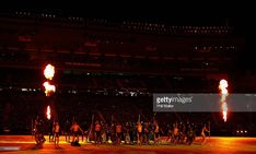 Maori dancers perform during the IRB 2011 Rugby World Cup Opening Ceremony at Eden Park on September 2011 in Auckland, New Zealand. Get premium, high resolution news photos at Getty Images World Cup News, Eden Park, September 9, Rugby World Cup, Opening Ceremony, Auckland, Dancers, New Zealand, Costumes