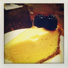 blackberry cheesecake the roost, northampton, MA