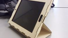 Picture of Wooden IPad 2 case