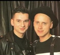 Dave and Martin