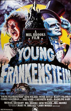 A Hora Monolito EP 30 - Young Frankenstein - World Of Metal