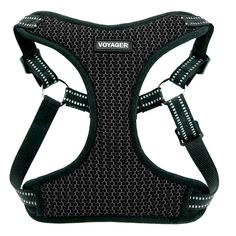 Voyager by Best Pet Supplies - Fully Adjustable Step-In Mesh Harness with Reflective Piping, (Royal Blue Base, X-Small), Size: XS Turquoise And Purple, Purple And Black, Magenta, Medium Dogs, Dog Harness, Shades Of Black, Best Dogs, Baby Blue, Pet Supplies