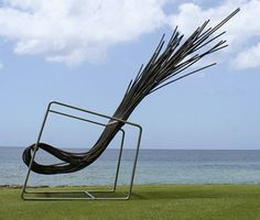 Lounge chair ....Victor Monserrate