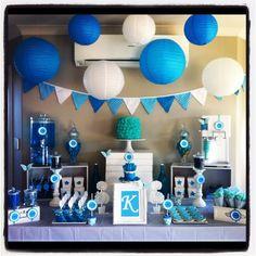 sweet table blue white - Google zoeken