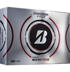 Bridgestone Tour B330-RXS Personalized Golf Balls