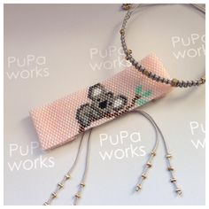 Miyuki, bracelet, bracelet, j Diy Friendship Bracelets Patterns, Handmade Bracelets, Fabric Jewelry, Beaded Jewelry, Bead Loom Bracelets, Beaded Purses, Peyote Patterns, Jewelry Patterns, Handmade Accessories