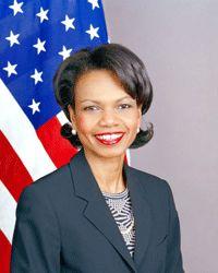 Condoleezza Rice (Former U.S. Secretary of State) (Alpha Phi Omega Alumna)