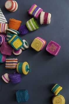 Treasure Baskets : We offered one of our beloved treasure baskets to each New York Blogshop student recently. How cute are they! We have been carrying these since our shop opened and we never get...