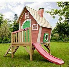 HappyModern.RU | Детская площадка на даче своими руками (56 фото ...