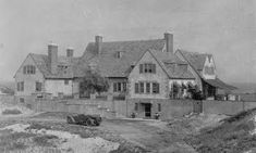 Fincke Residence, Southampton, New York | Meadow Lane view of the Fincke Residence. Still standingHouses of the Hamptons