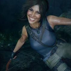 Lara Croft Wallpaper, Tomb Raider Video Game, Resident Evil Girl, Tomb Raider Lara Croft, Video Games Girls, Russian Beauty, Before Us, Girl Power, Wonder Woman