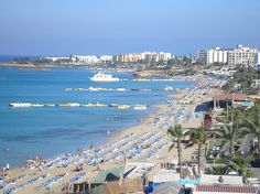 Best Beaches in Europe (Part 1) - Protaras Beach, Cyprus