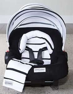 I just ordered the Black Stripes Whole Caboodle from Carseat Canopy, and if I can get at least 5 of my friends to order using promo code D99C92822 (good for $50.00 off!), they are going to refund my shipping