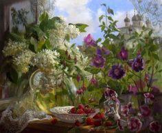 As Cores Da Arte: Vladimir Zhdanov