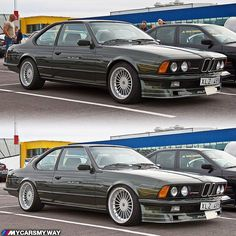 Bmw 635 Csi, Bmw Vintage, Automobile, Good Looking Cars, Futuristic Motorcycle, Bmw 6 Series, Bmw Alpina, Bmw Classic Cars, E46 Touring